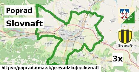 Slovnaft, Poprad