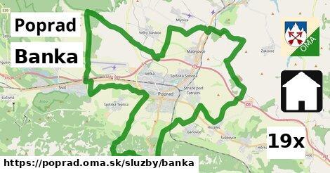 Banka, Poprad