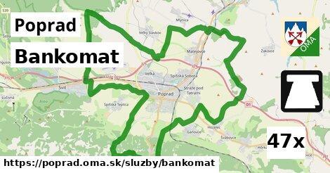 ilustračný obrázok k Bankomat, Poprad