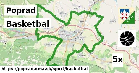 Basketbal, Poprad