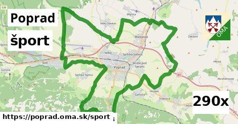 šport v Poprad