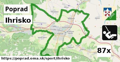ilustračný obrázok k Ihrisko, Poprad