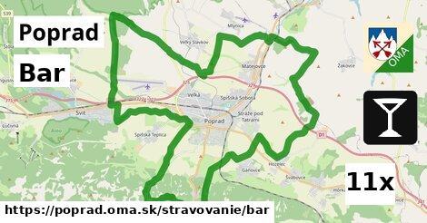Bar, Poprad