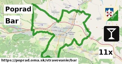 ilustračný obrázok k Bar, Poprad
