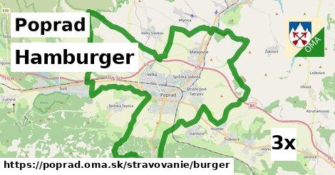 hamburger v Poprad