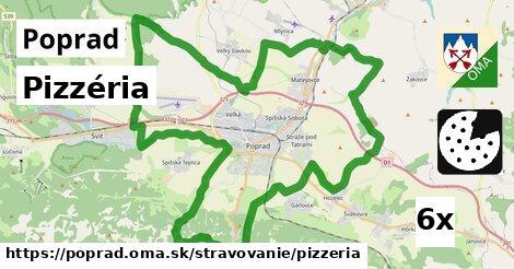 ilustračný obrázok k Pizzéria, Poprad
