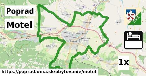Motel, Poprad