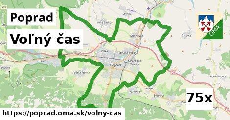 voľný čas v Poprad