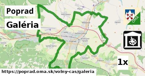 ilustračný obrázok k Galéria, Poprad