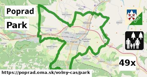 ilustračný obrázok k Park, Poprad