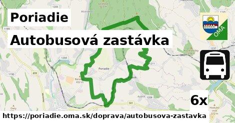 ilustračný obrázok k Autobusová zastávka, Poriadie