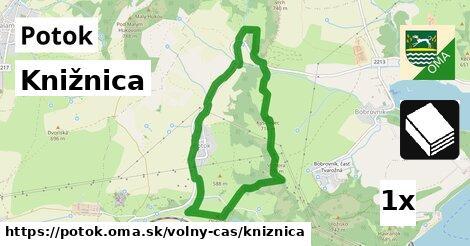 ilustračný obrázok k Knižnica, Potok