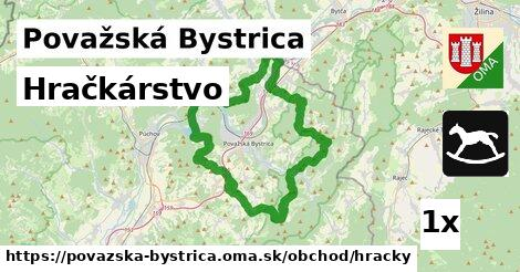 Hračkárstvo, Považská Bystrica