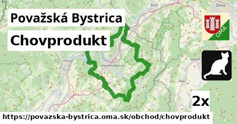 ilustračný obrázok k Chovprodukt, Považská Bystrica