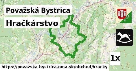 hračkárstvo v Považská Bystrica