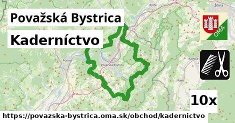 ilustračný obrázok k Kaderníctvo, Považská Bystrica