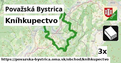 ilustračný obrázok k Kníhkupectvo, Považská Bystrica