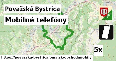 mobilné telefóny v Považská Bystrica