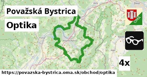 optika v Považská Bystrica