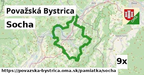 Socha, Považská Bystrica