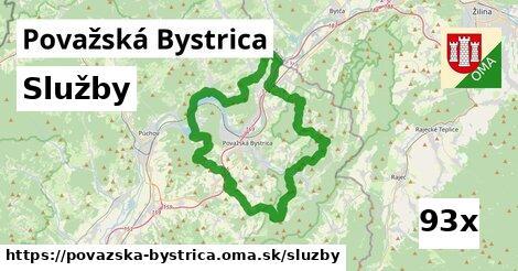 služby v Považská Bystrica