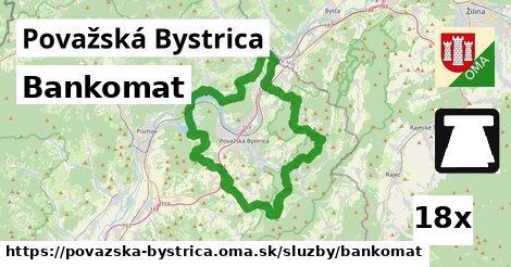 ilustračný obrázok k Bankomat, Považská Bystrica