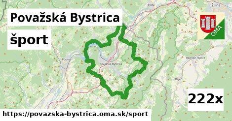 šport v Považská Bystrica