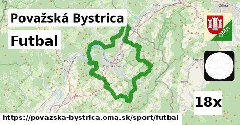 futbal v Považská Bystrica
