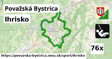 ilustračný obrázok k Ihrisko, Považská Bystrica