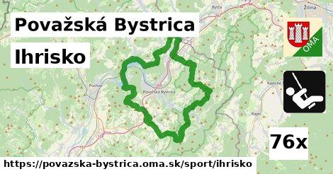 ihrisko v Považská Bystrica