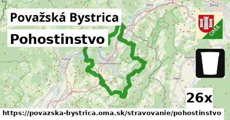 Pohostinstvo, Považská Bystrica