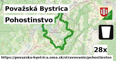 pohostinstvo v Považská Bystrica