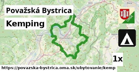 Kemping, Považská Bystrica