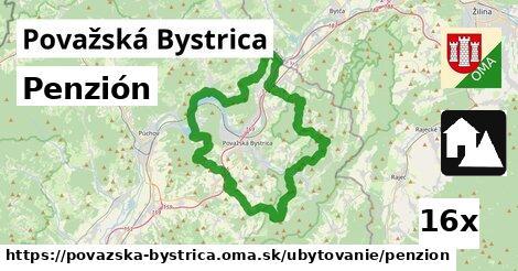 Penzión, Považská Bystrica