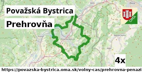 Prehrovňa, Považská Bystrica