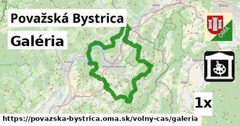 galéria v Považská Bystrica