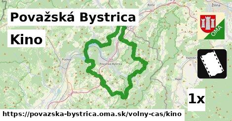 ilustračný obrázok k Kino, Považská Bystrica