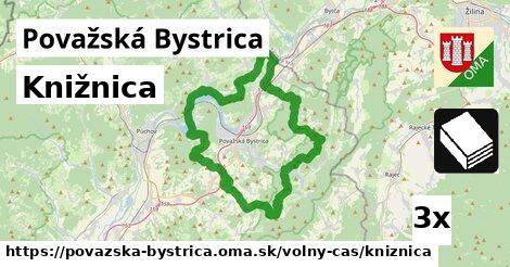 ilustračný obrázok k Knižnica, Považská Bystrica