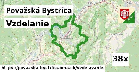 vzdelanie v Považská Bystrica