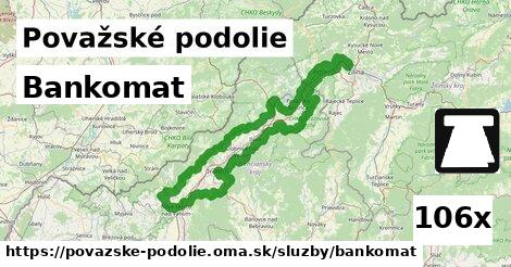 ilustračný obrázok k Bankomat, Považské podolie