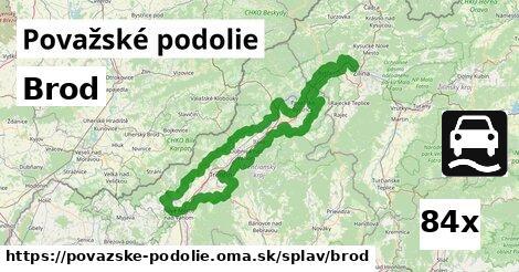 ilustračný obrázok k Brod, Považské podolie
