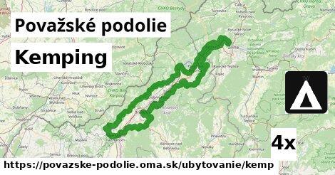 ilustračný obrázok k Kemping, Považské podolie