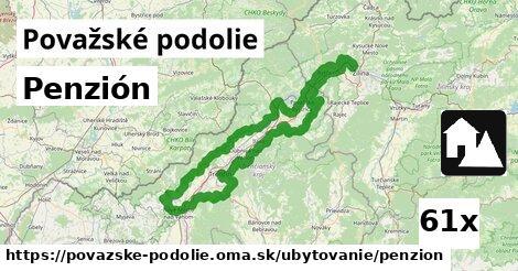 ilustračný obrázok k Penzión, Považské podolie