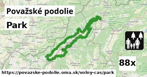 ilustračný obrázok k Park, Považské podolie
