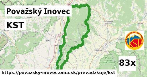 ilustračný obrázok k KST, Považský Inovec