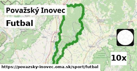 ilustračný obrázok k Futbal, Považský Inovec