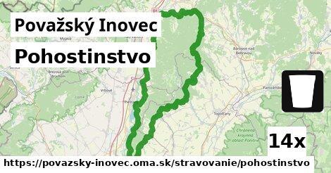 ilustračný obrázok k Pohostinstvo, Považský Inovec