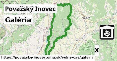 ilustračný obrázok k Galéria, Považský Inovec