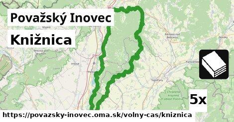 ilustračný obrázok k Knižnica, Považský Inovec