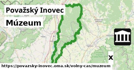 ilustračný obrázok k Múzeum, Považský Inovec